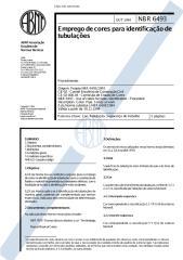 NBR-6493 - 1994 - Emprego de Cores para Identificação de Tubulações.pdf