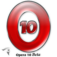 Opera 10.00 Build 1615 Beta