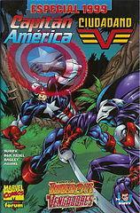 Capitan America & Citizen V - Annual 1998.cbr