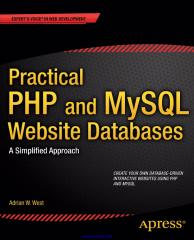 Practical PHP and MySQL Website Databases.pdf