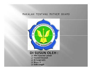 MAKALAH TENTANG MOTHER BOARD.pdf