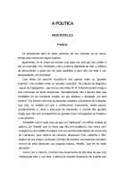 A Política - Aristóteles.pdf