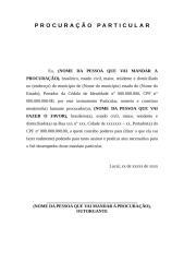 Procuração Particular.doc