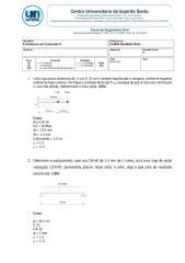 prova 1º bimestre 1ª chamada - estruturas em concreto II - 2017-I.pdf