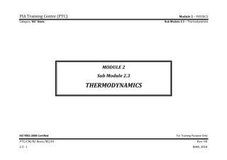PIA B2_Module 2 (PHYSICS) SubModule 2.3 (Thermodynamics) Final.pdf