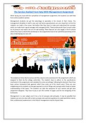 The Service Availed From Help With Management Assignment.pdf